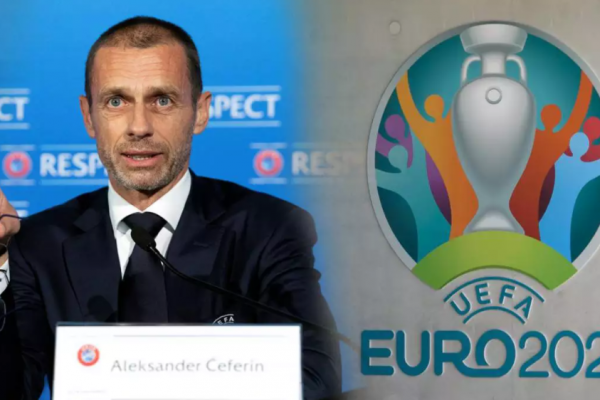 UEFA to cancel the countries hosting Euro 2020