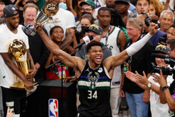 Milwaukee Bucks NBA championship