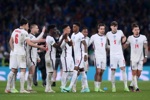 Announcing the ability score of England player